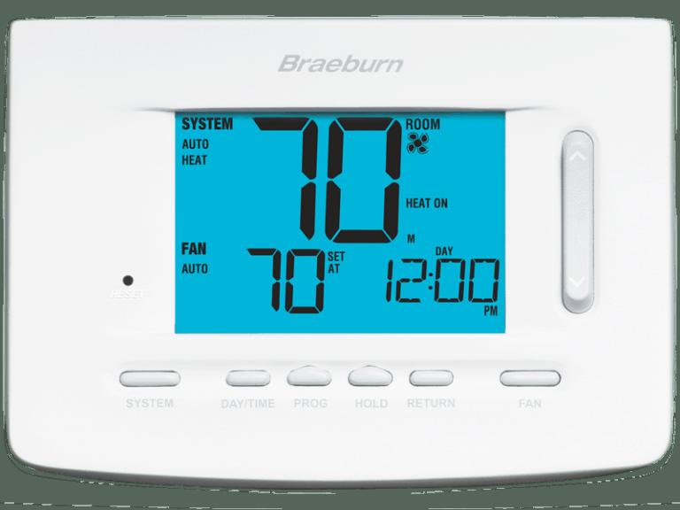 Braeburn thermostat 5020