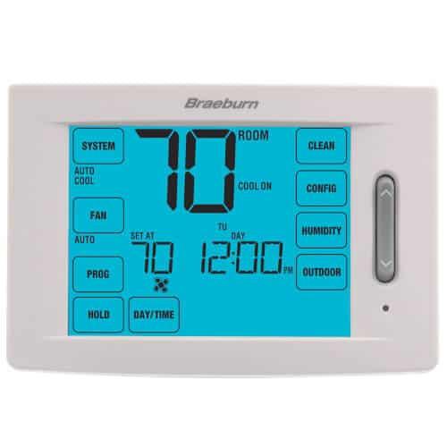 Braeburn 6300 thermostat